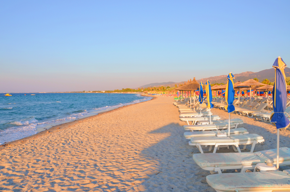 Řecko, ostrov Kos, písečné pláže, CK KM TRAVEL