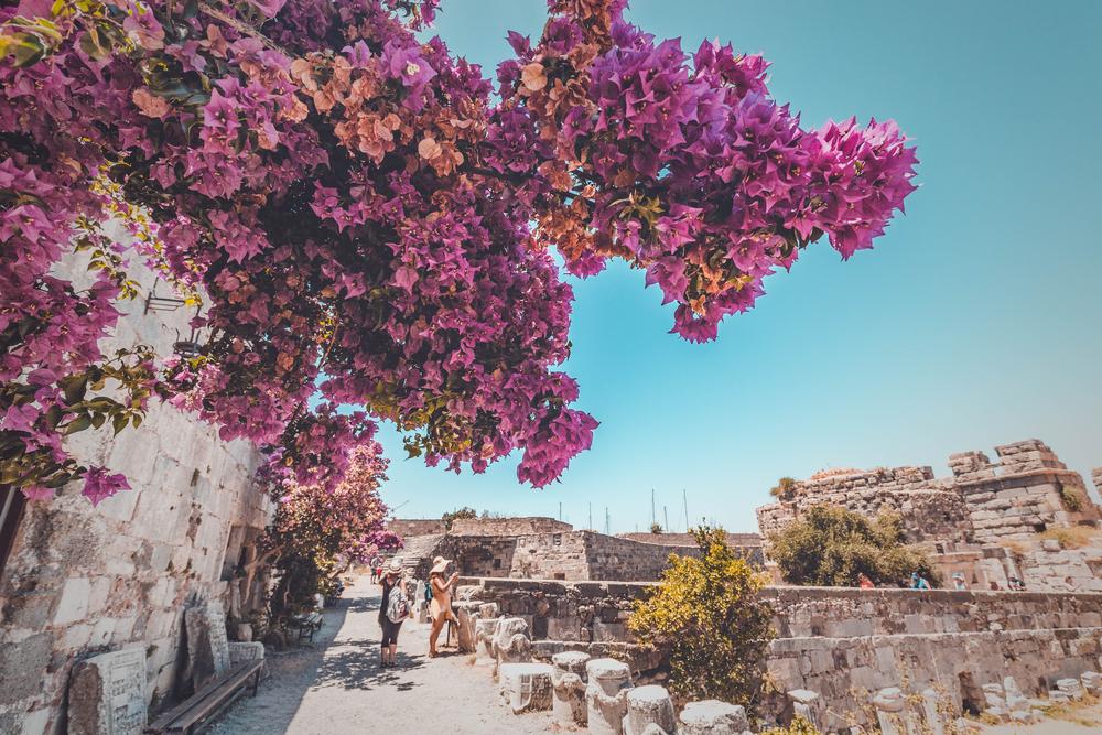 Řecko, dovolená s KM TRAVEL, hlavní město ostrova Kos