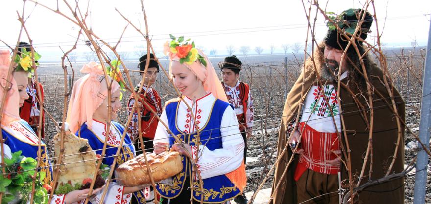 Tradice v Bulharsku
