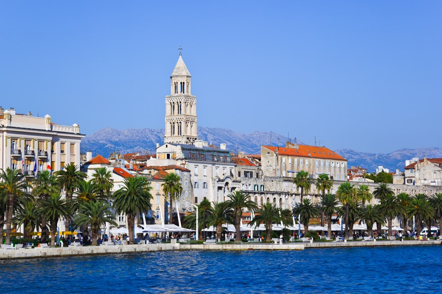 KM TRAVEL_Chorvatsko, Split